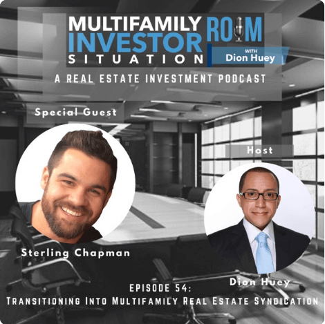 Transitioning Into Multifamily
